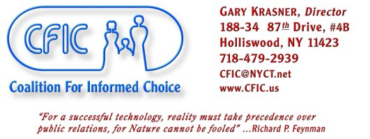 Coalition For Informed Choice